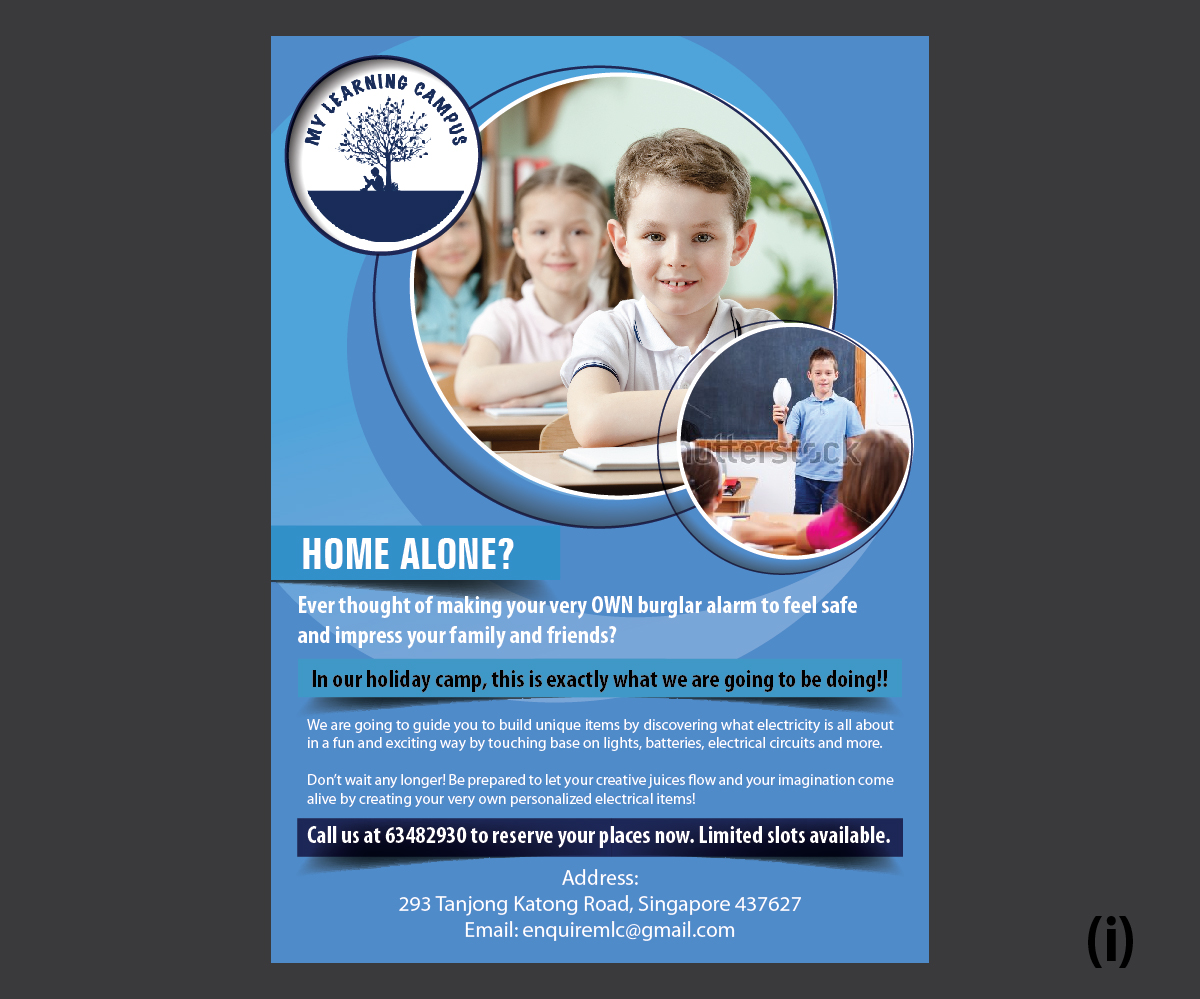 Elegant Playful Education Flyer Design For A Company By Esolbiz Learning Simple Electric Circuit This Project 4526363