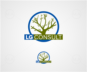 Logo Design for Land & Groundwater Consulting 'LG Consult' Logo Design by macreatives