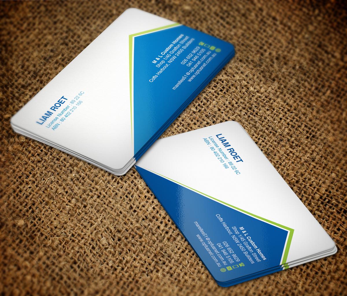Elegant, Playful, Business Business Card Design for R & G Asian ...