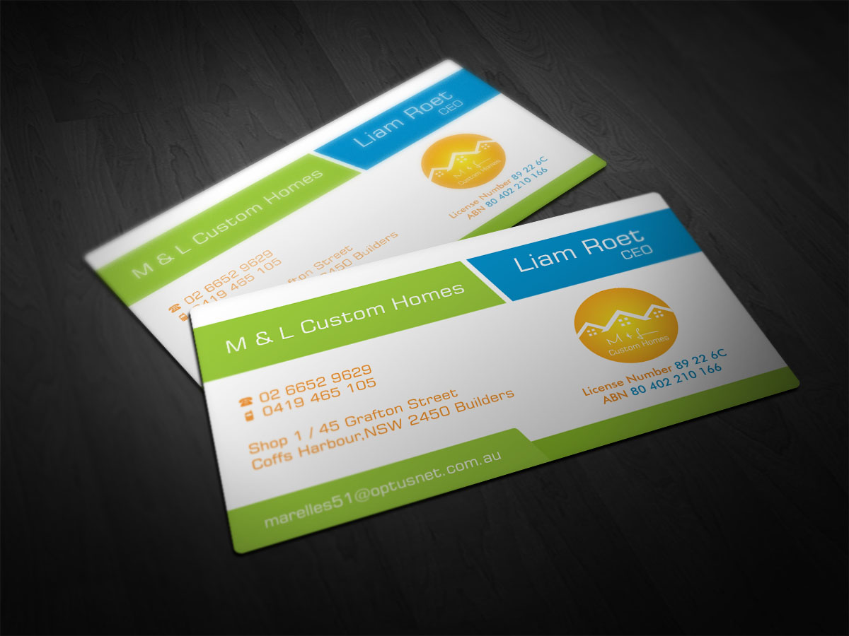 Elegant playful business business card design for r g asian business card design by asykar design for r g asian essentials design 4561541 colourmoves