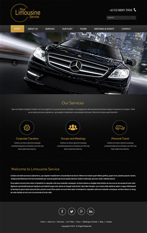 Web Design by Infinity Pix