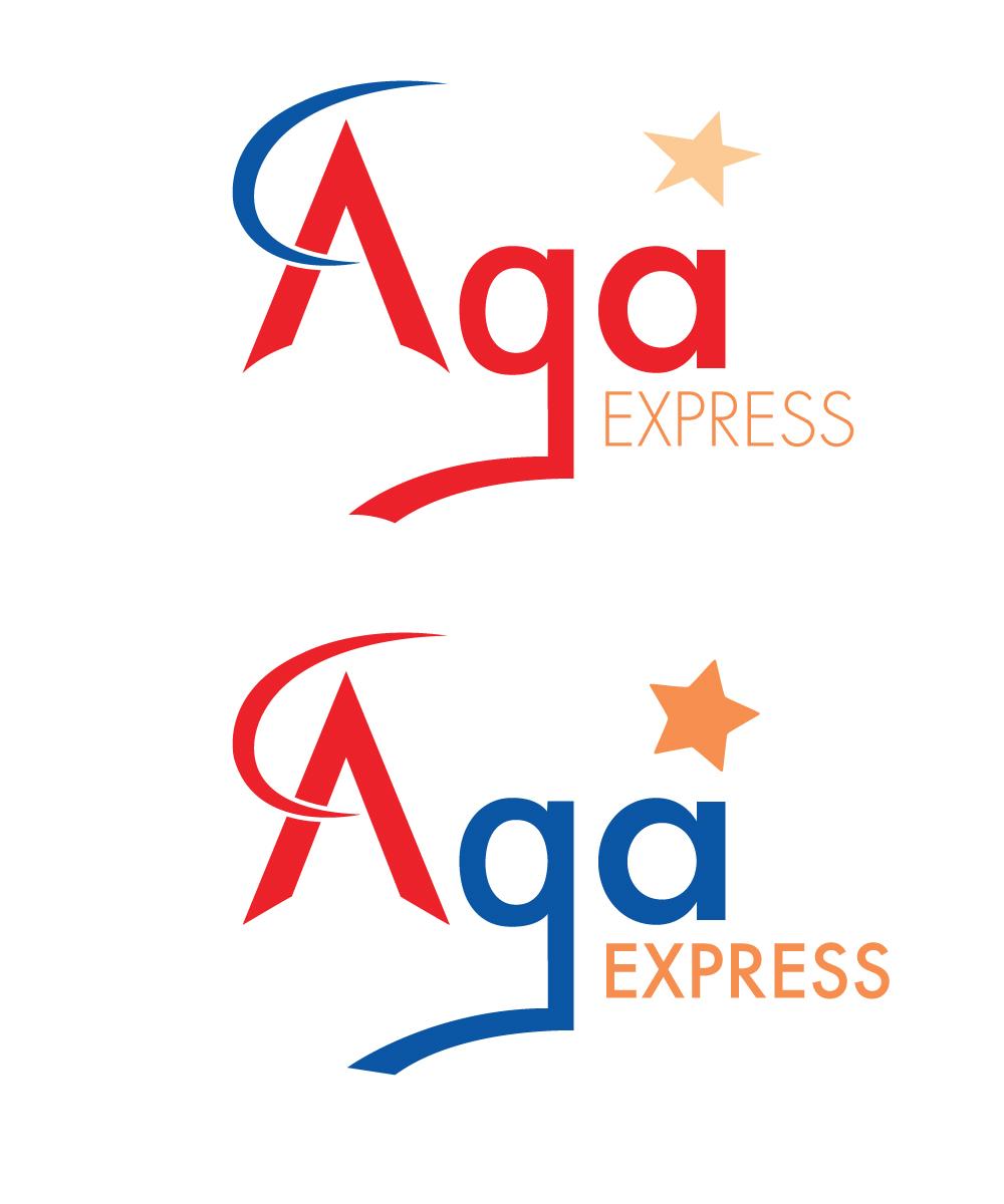 Sérieux, Moderne Logo Design for Aga Express by karthik ...