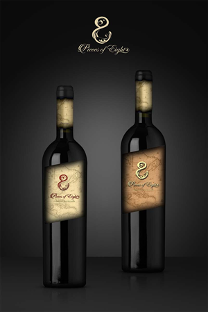 Label Design by romimdq - Need a Label for a Napa Cabernet wine