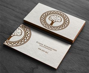 59 business card designs business business card design project for business card design by nicki townsend for this project design 4587131 colourmoves