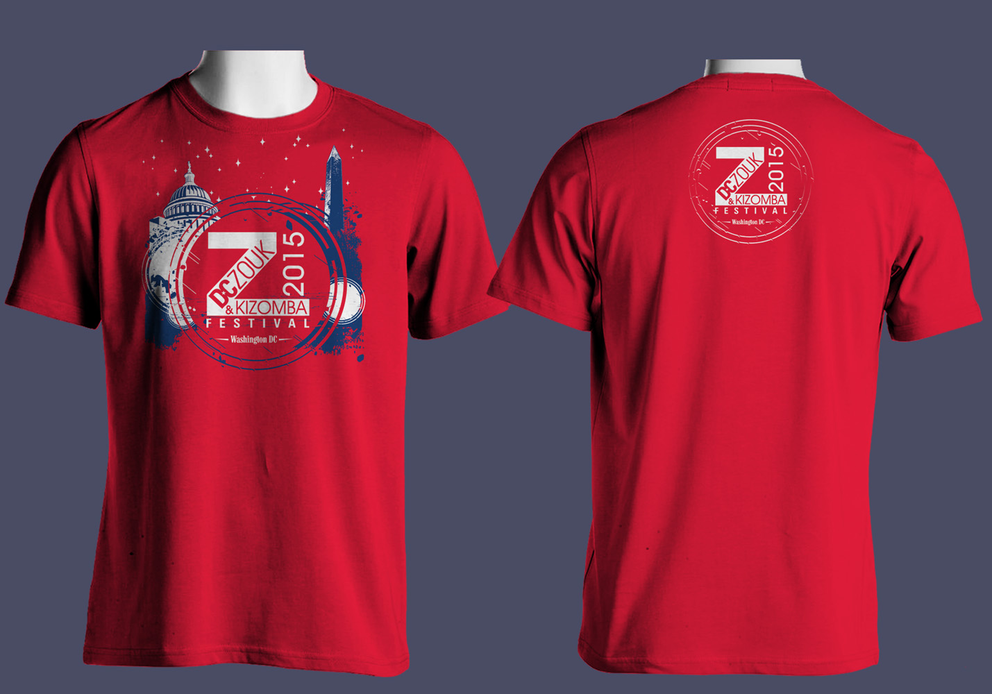 Serious Conservative Festival T Shirt Design For Dczoukfestival By