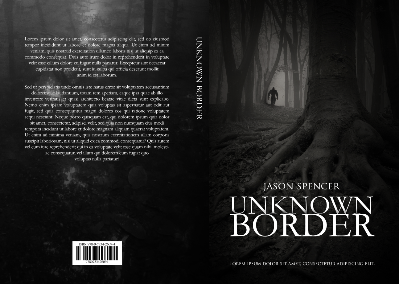 Book Cover Design Jobs Canada : Book cover design for jason spencer a company in