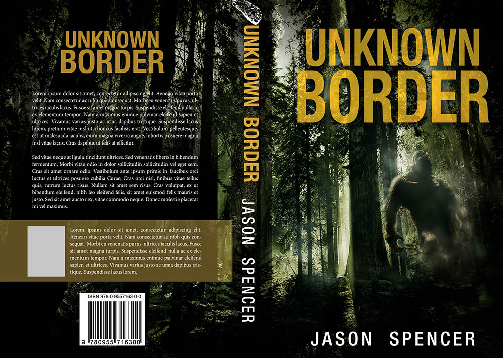 Paper Book Cover Name : Book cover design for jason spencer by jshan
