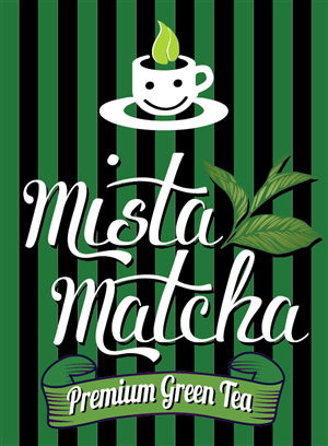 Logo Design for Online Matcha Tea store needs unique logo by red sircle