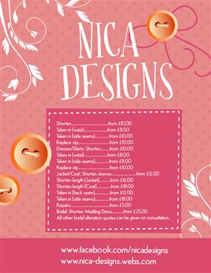 Cute Flyer Design Galleries for Inspiration