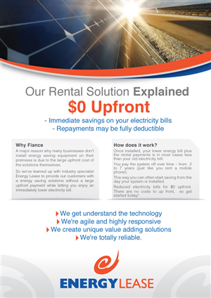 PowerPoint Design by JCR - Solar and energy efficient equipment finance in...