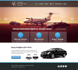 Car Wash Invoice Website Design | Crowdsourced Web Design Contests