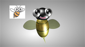 Mascot Design by sinmen38 for this project | Design: #4575650