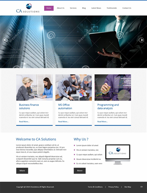 Web Design by pb - Custom Software Solutions