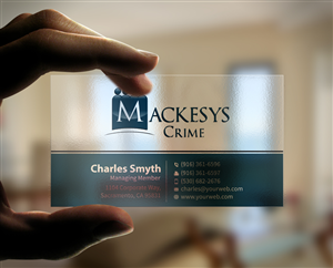 37 Professional Law Firm Business Card Designs for a Law Firm ...