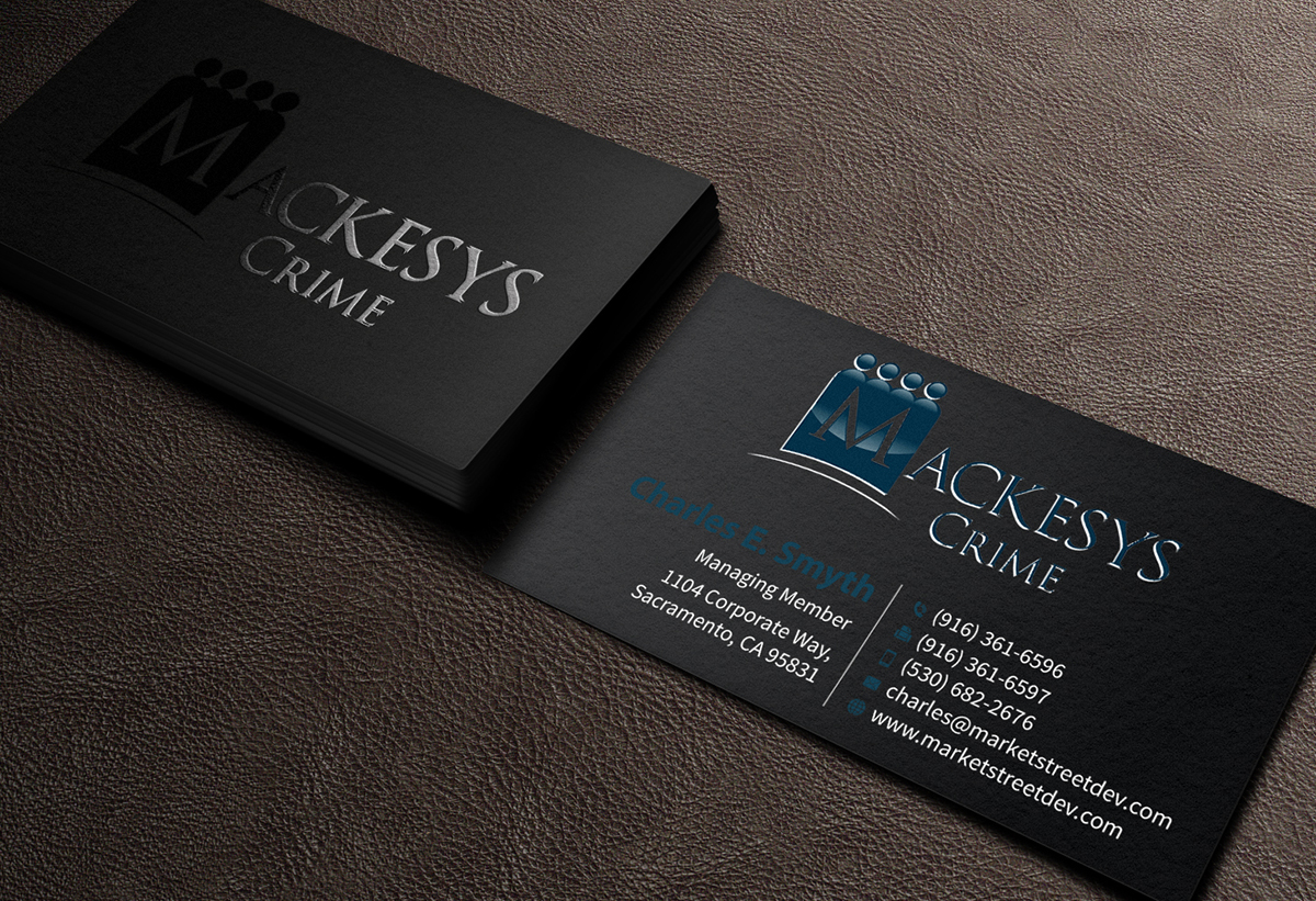 Law firm business card design for bamsboard ltd by business card design by mediaproductionart for bamsboard ltd design 4548271 reheart Gallery