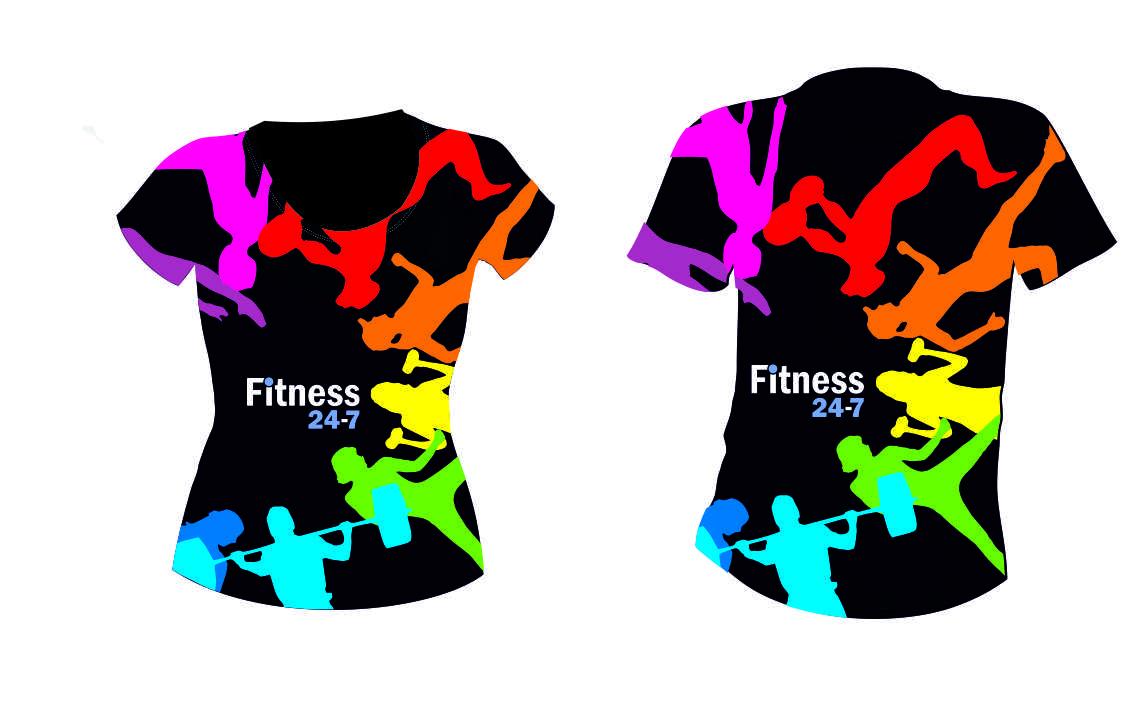 Playful Modern T Shirt Design By Design