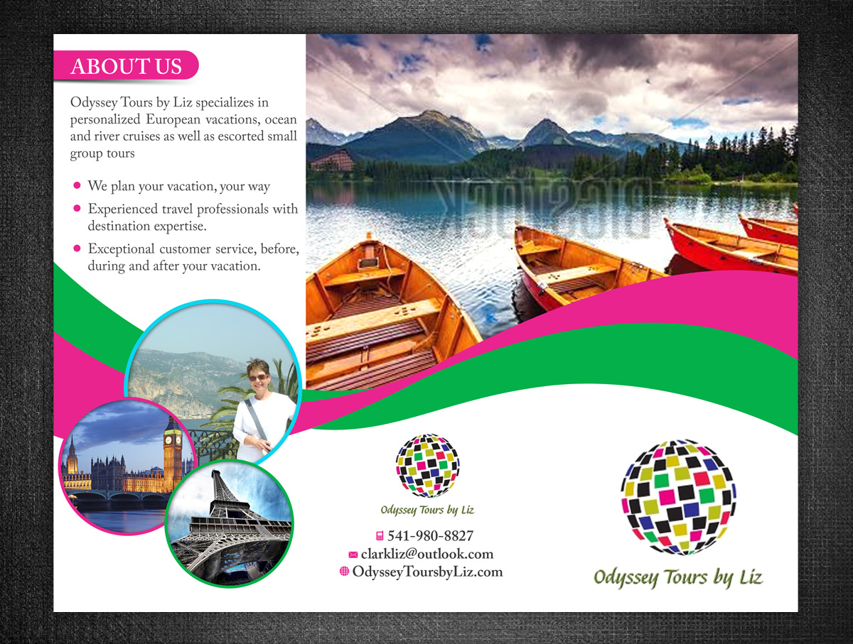 Boutique Flyer Design For A Company In United States