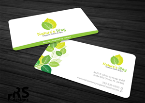 business card design for business card design by rs designs
