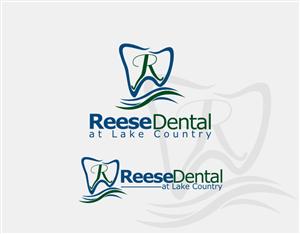 Logo Design by Petruk ID - Logo Design for Reese Dental