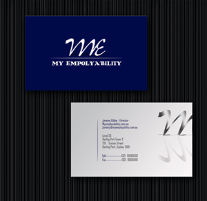 Business Card Design job – Career Development Skills | Business Card & Logo Design – Winning design by roraaa
