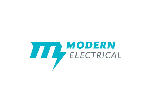 Logo Design by Simple Co. for Modern Electrical needs an identify - Design #204794
