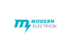 Logo Design job – Modern Electrical needs an identify – Winning design by Simple Co.