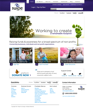 Community Example Website Designs Design 217127