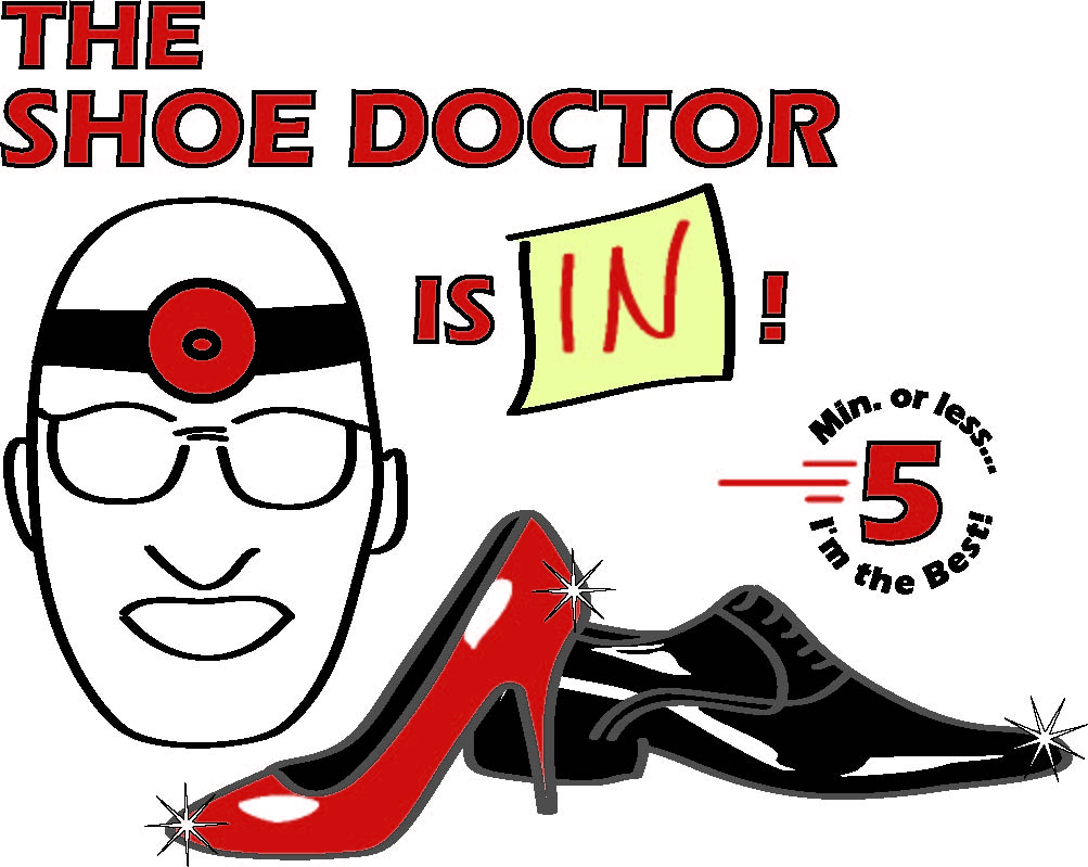 Logo Design for The Shoe Doctor