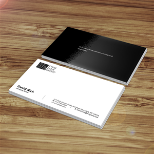 Business Card Design by ahtdesigns - Business Card Design Modern-Minimalist