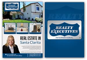 Real Estate Agent Flyer Design Galleries for Inspiration