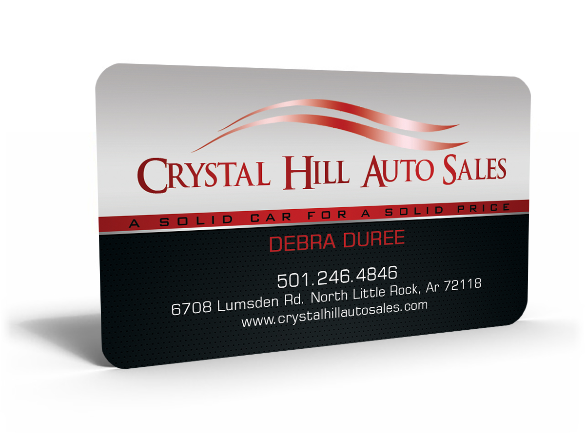 Business Card Design By For Used Car 4799348