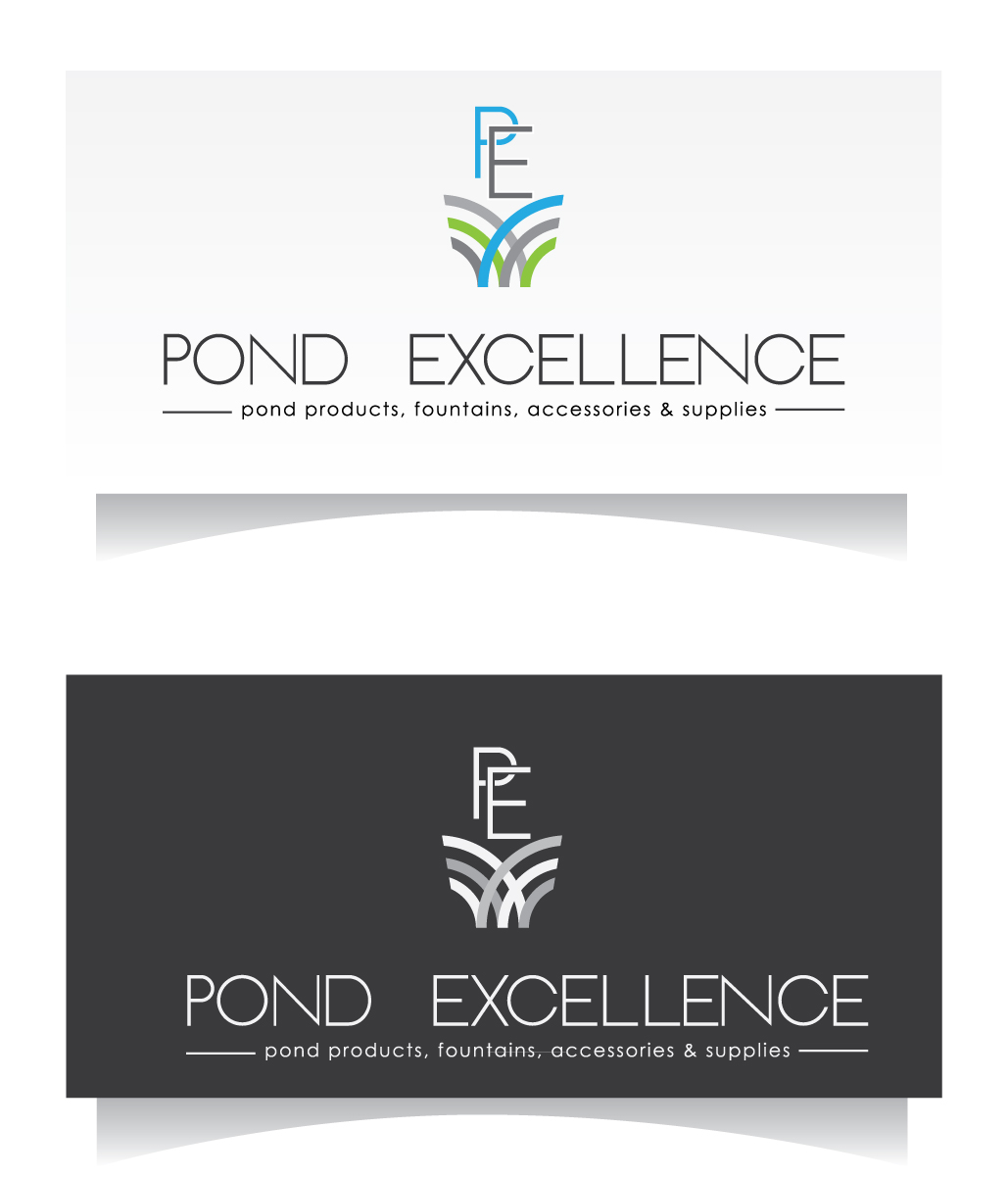 Upmarket bold online logo design for pond excellence by for Design agency pond