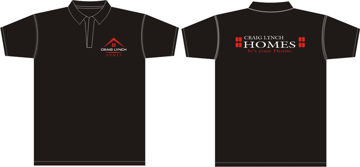 Genial T Shirt Design By Yuva For Custom Home Builder Needs T U0026 Polo Shirt Design