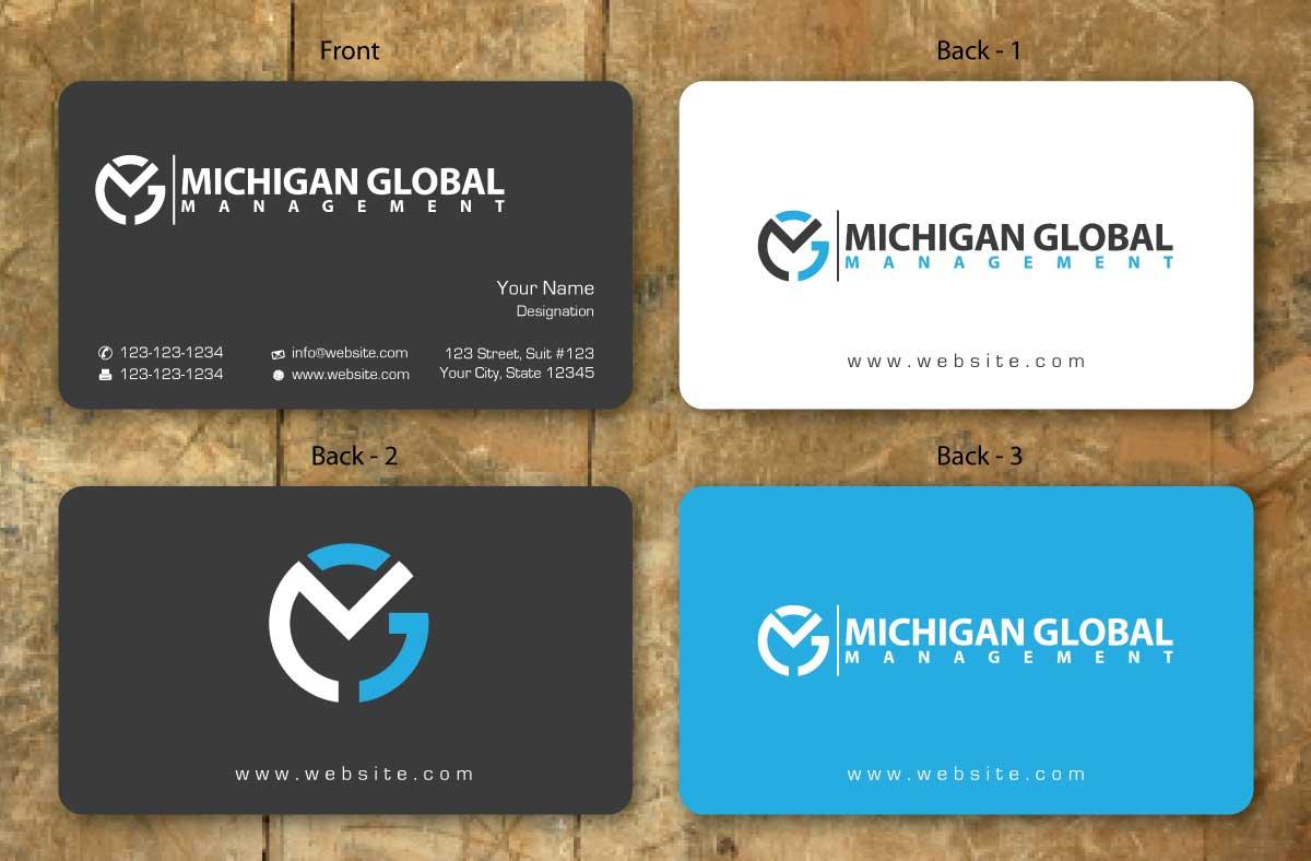 Elegant, Playful, Property Management Business Card Design for ...