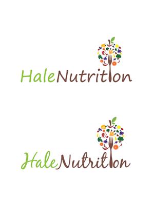 Logo Design by Anysa - Nutritionist - Nutritional Medicine