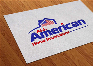 Logo Design for All American by Design Hub Inc.