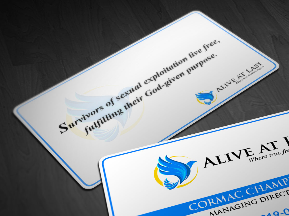 Serious professional business business card design for a company business card design by pointless pixels india for this project design 4703895 reheart Images