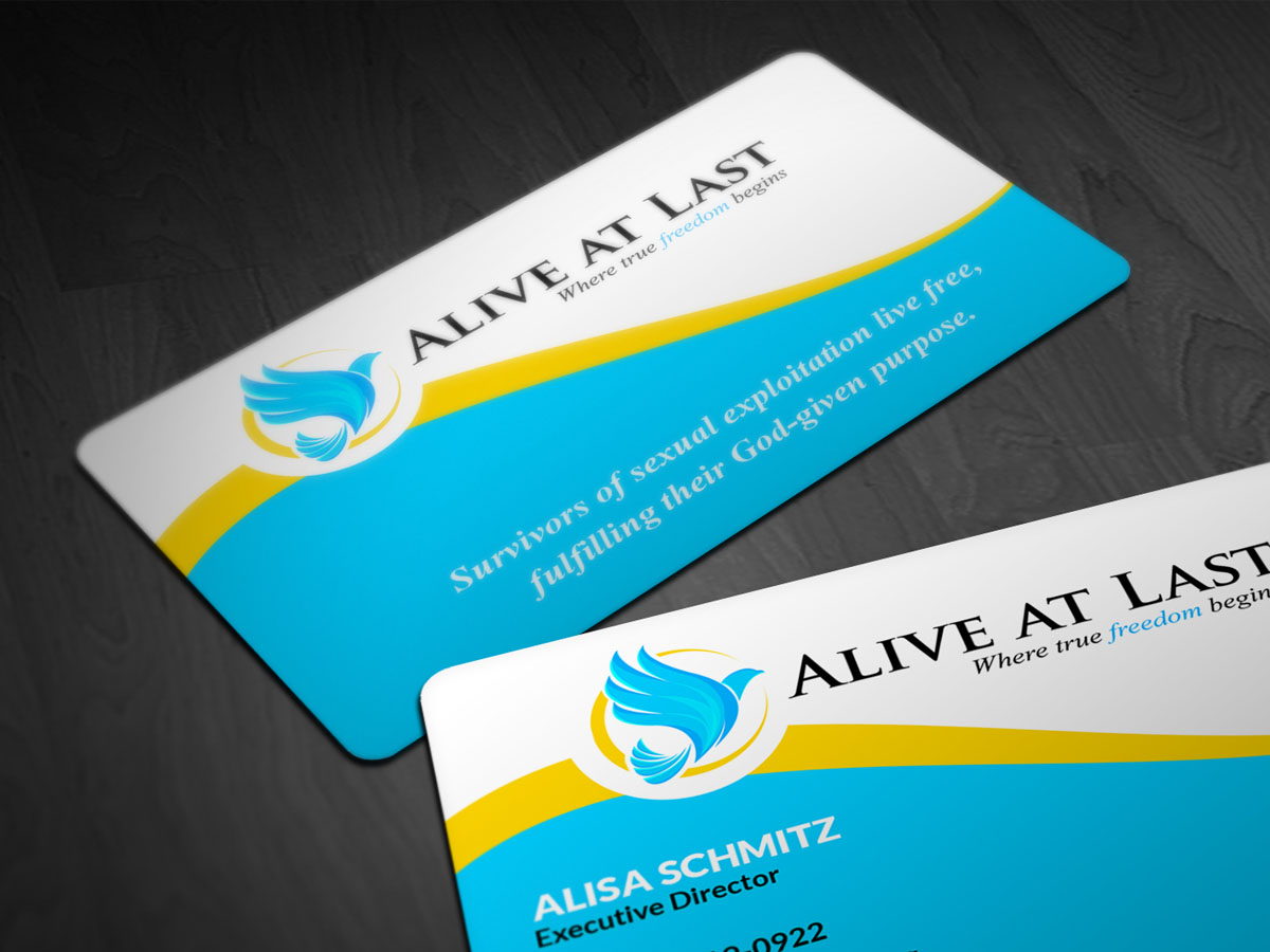 Serious professional business business card design for a company business card design by pointless pixels india for this project design 4705540 reheart Images