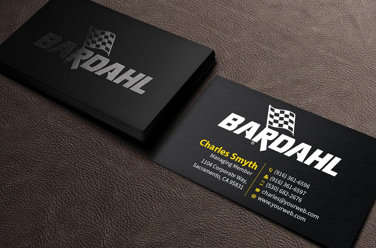 Business Card Design for Juan Manuel by MediaProductionArt ...