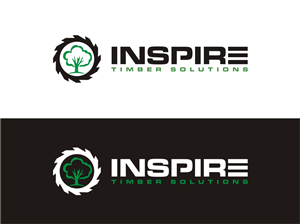 Logo Design by Sushma - Inspire timber solutions is a company that inst...