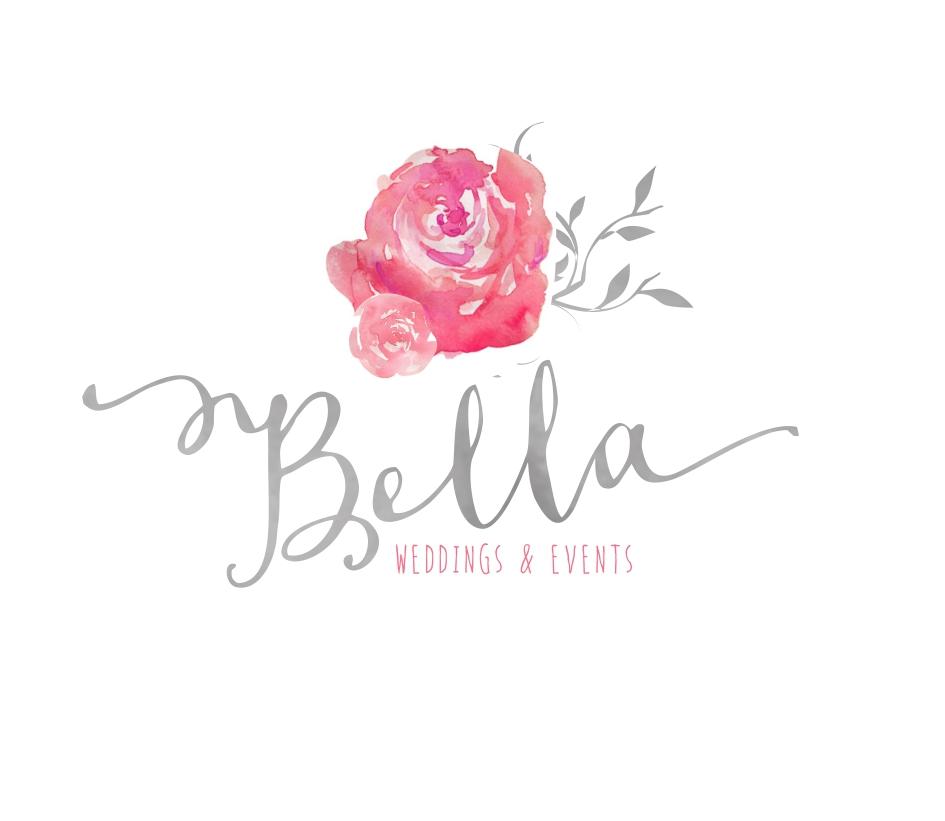 127 Elegant Playful Wedding Logo Designs For Bella