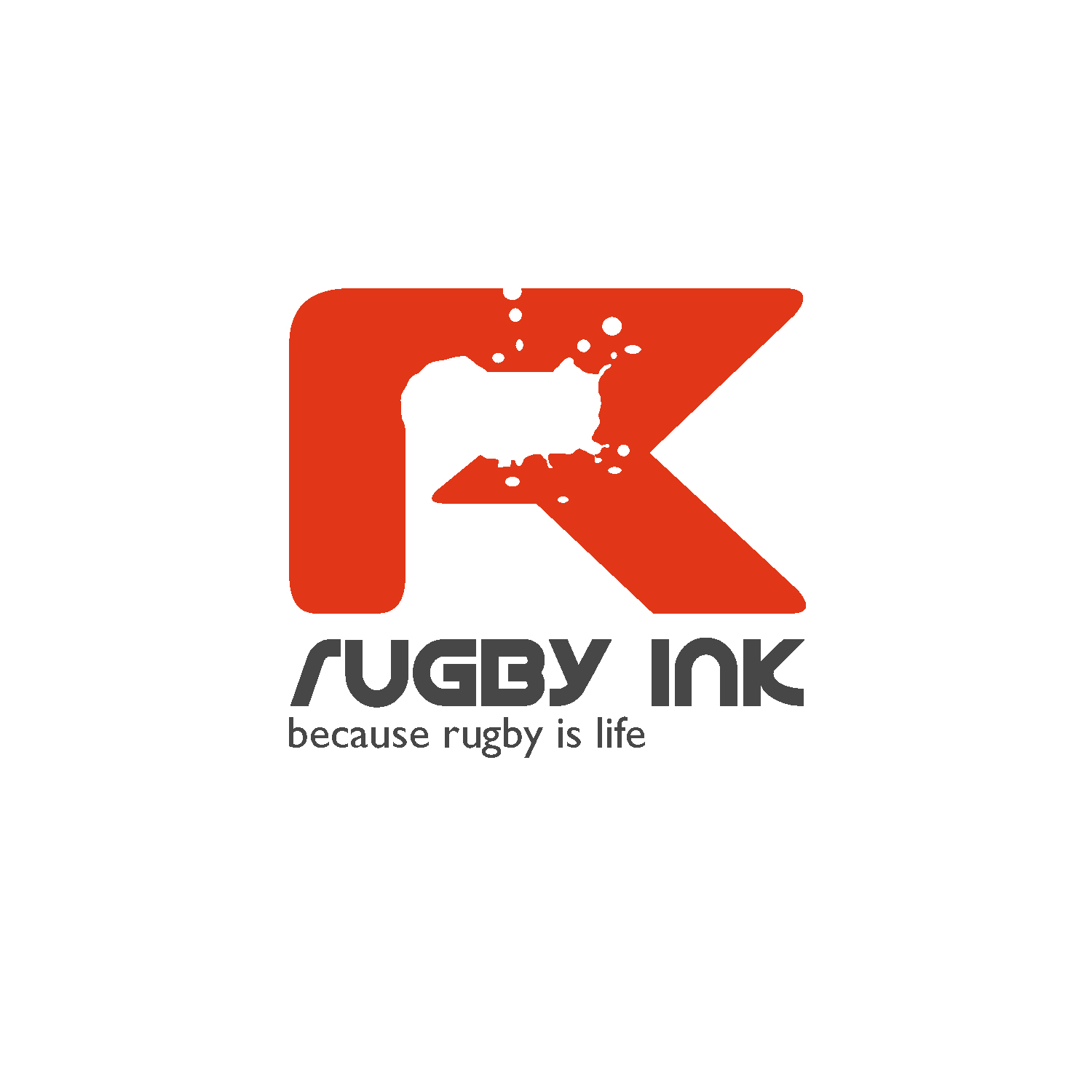 Logo Design by Jace Design for Rugby Ink - Design #5055