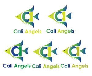 Logo Design by TJBerg - Angelfish Breeder and seller logo design