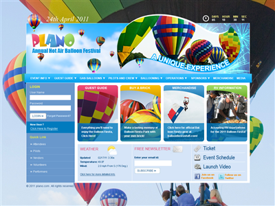 Sales Website Transparent Design 213500