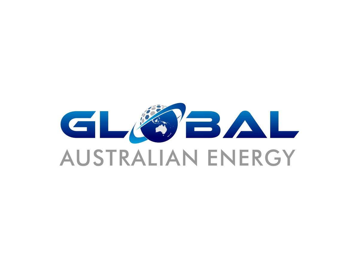It company logo design for global australian energy by pey for Australian design firms