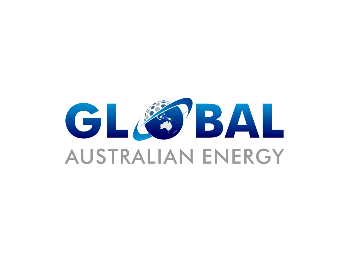 It company logo design for global australian energy by pey for Global design company