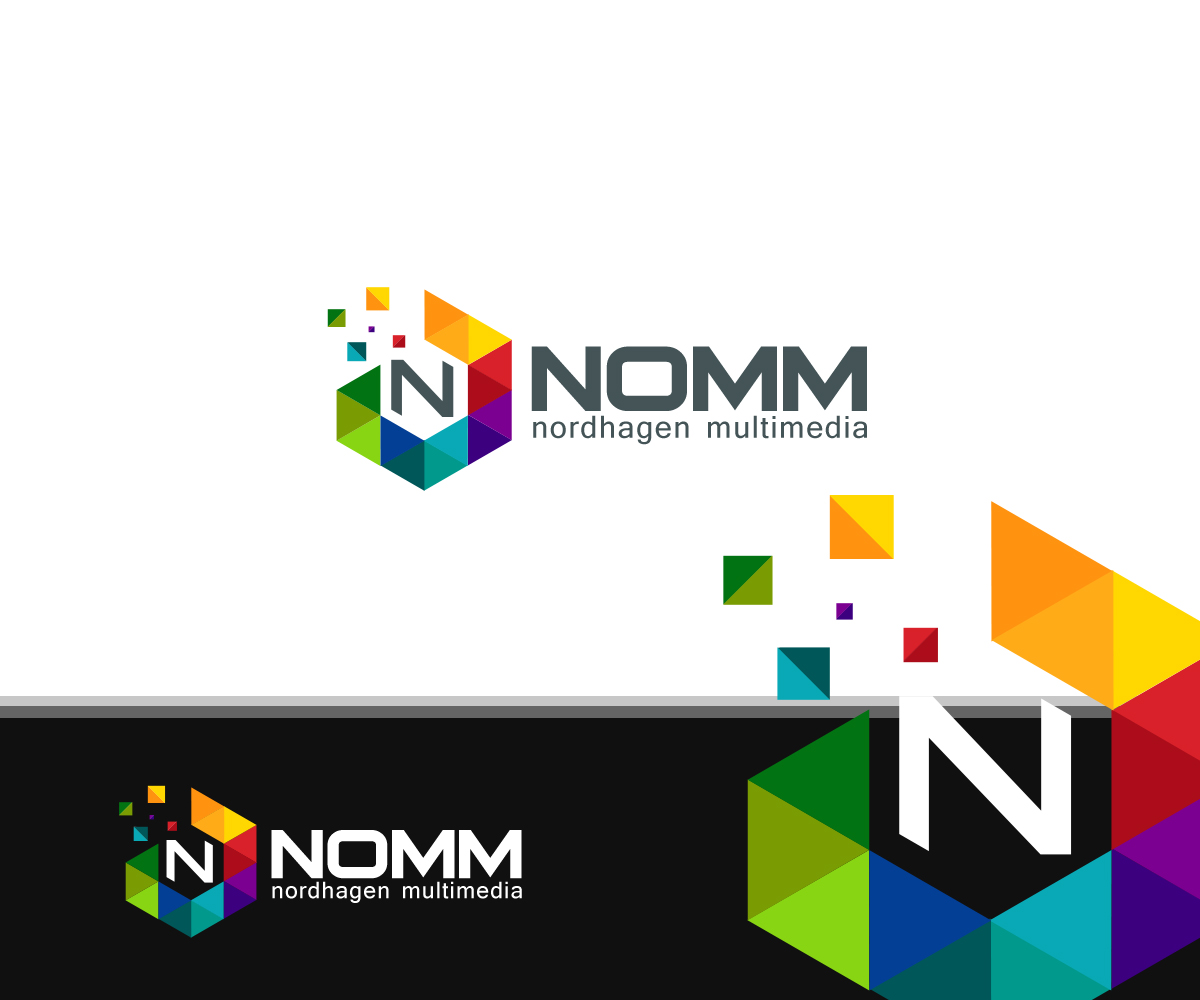 it company logo design for nomm by pixelart design 4636351