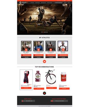 Web Design by perlstyles - Athlete IQ Design Enhancements