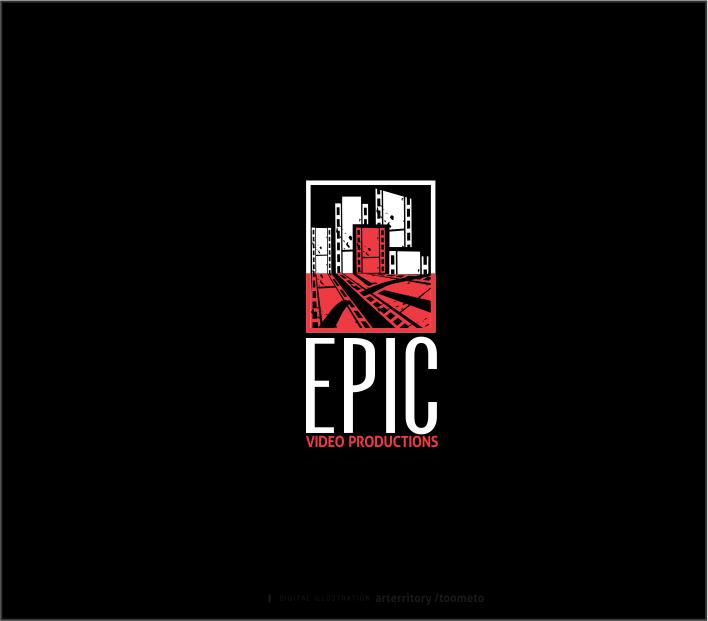 Viral News Website Needs A Playful Logo: Elegant, Playful, Camera Logo Design For Epic Video