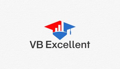 Vb Jl modern upmarket logo design for vb exponential ltd by jl 2 design
